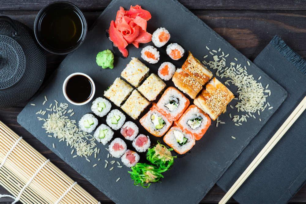 Enso Sushi, la mezcla entre la cocina japonesa y la mediterránea