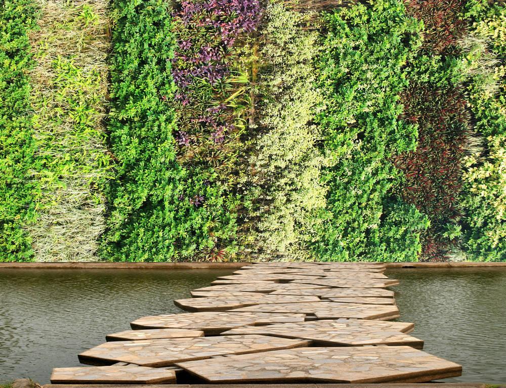 Jardines verticales, la nueva tendencia en restaurantes