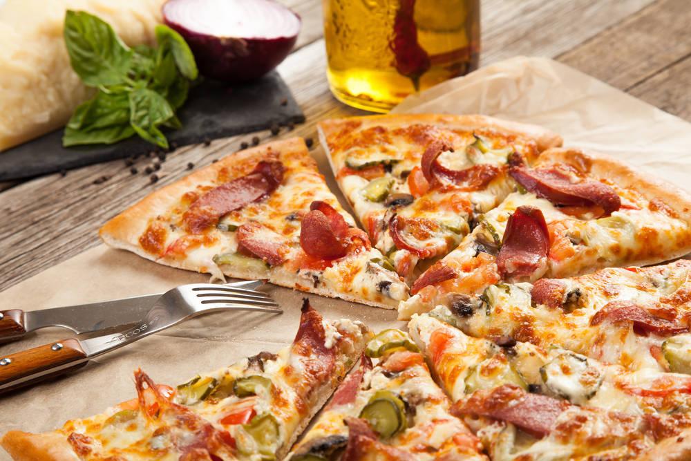 Si te gusta la comida italiana, 'Kilómetros Pizza'