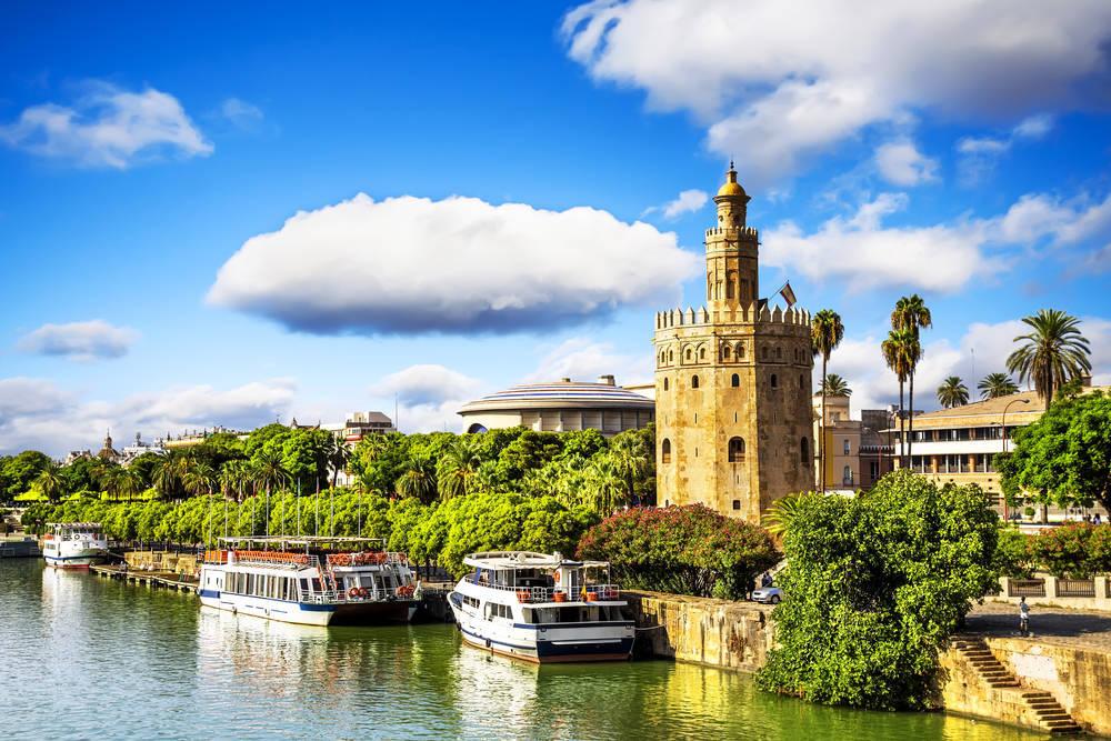 Un restaurante de cinco estrellas en Sevilla
