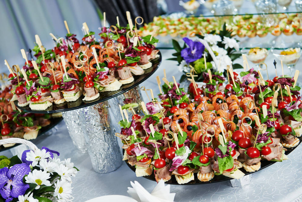 Un catering para cumplir