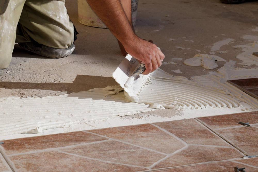 Los suelos de cerámica para restaurantes