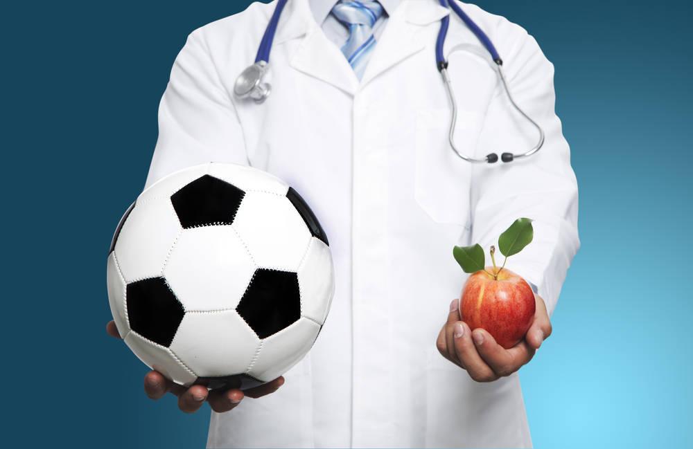 Consejos de nutrición para futbolistas
