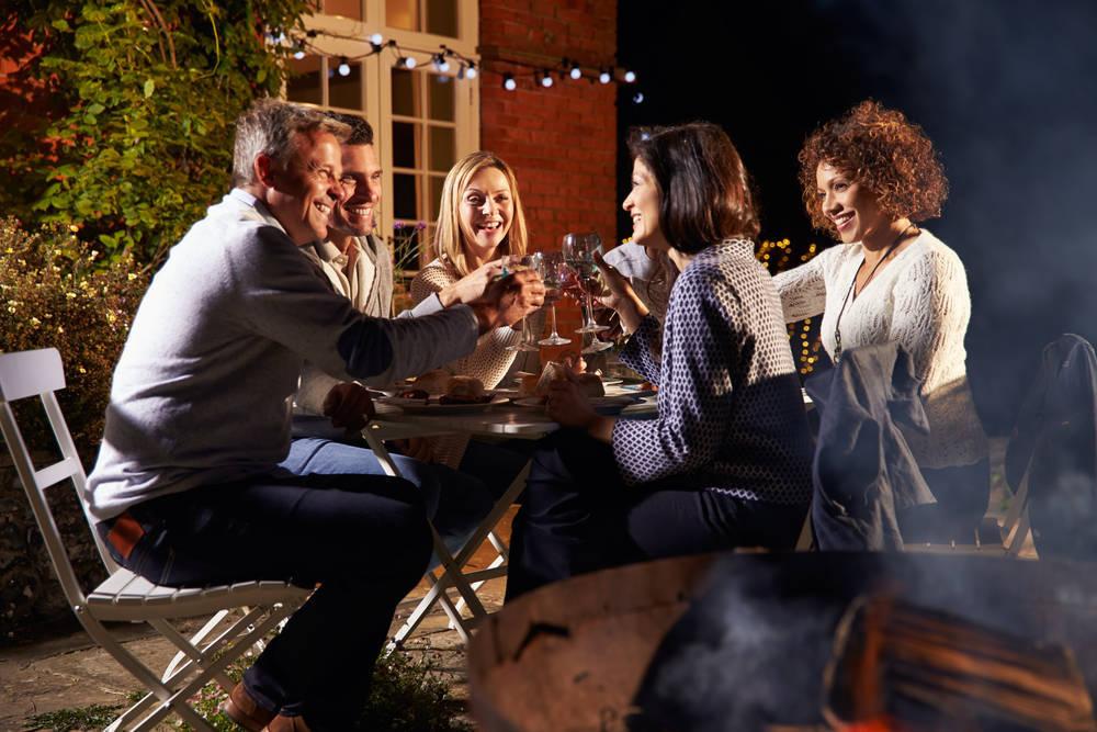 Recetas para cenar entre amigos