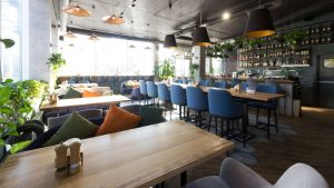 "El prestigioso premio ""Restaurant & Bar Design Awards"""